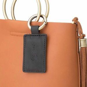 Bagnet Jennifer Black Bag Holder Purse Hook